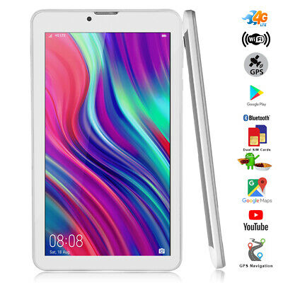 Android 9.0 Tablet PC 7in QuadCore + Dual Camera w/ Bluetooth and WiFi~Best