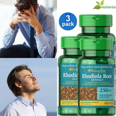 #1 BEST STRESS RELIEF SUPPLEMENT DEPRESSION ANTI-ANXIETY RELAXATION 180