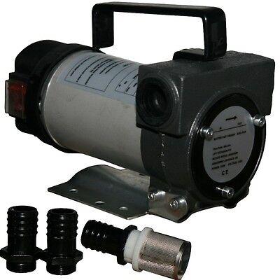 Heizölpumpe Dieselpumpe Selbstansaugend 230Volt 230V Pumpe Ölabsaugpumpe 40L/min