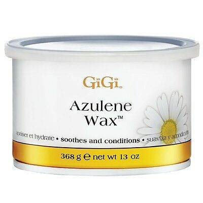 Gigi Azulene Wax 13 Oz (pack Of 2)