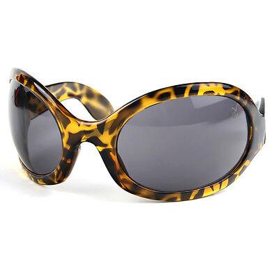 POP Fashionwear Unisex Color Bug Eye Sunglasses Retro Rave Shades P501](Bug Eye Sunglasses)