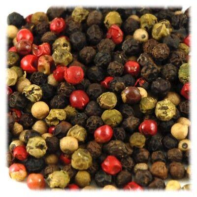 Rainbow Peppercorns 8 Oz   4 Type Mixed Peppercorn