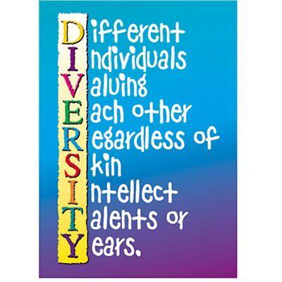 Diversity ARGUS Poster Trend Enterprises Inc. T-A62972