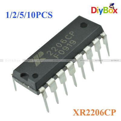 12510pcs Xr2206cp 2206cp Monolithic Function Generator Ic Exar Dip-16
