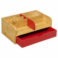 Mex Schreibtisch Büro Organizer 1Schublade Schubladenbox BAMBUS Nordrhein-Westfalen - Gladbeck Vorschau