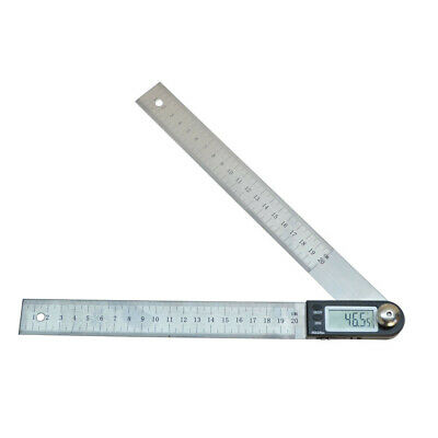 11 Precision Measuring Digital Protractor Goniometer Electronic Angle Finder