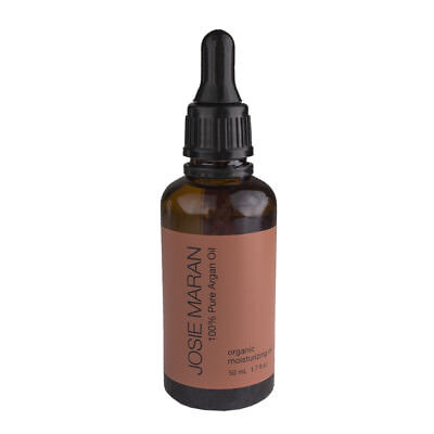 Josie Maran 100% Pure Argan Oil Organic Moisturizing w/Dropper 1.7oz NOT SEALED