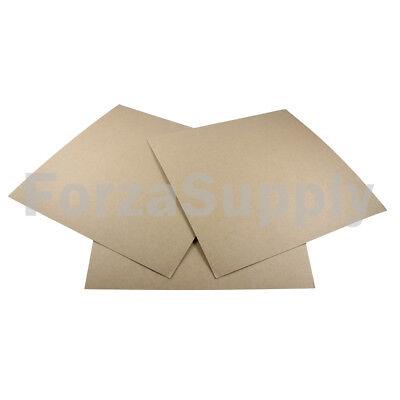 "15 12x12 ""EcoSwift Brand Chipboard Cardboard Craft Scrapbook Scrapbooking Sheets"
