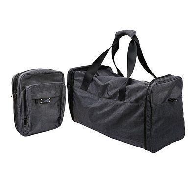 Business Travel Bag Foldable Scalable Travel Duffle Bag Overnight Bag Luggage