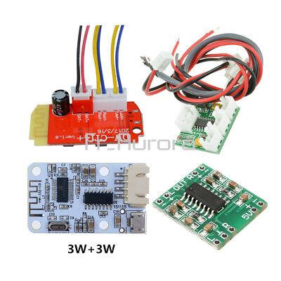 3w Single (3W+3W Single/Dual-Channel Bluetooth 4.0 Audio Receiver Amplifier 3.7-5V PAM8403)