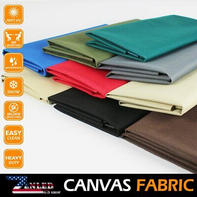 Waterproof Canvas Fabric Premier Material Made For Outdoor Furniture&Patio Decor Outdoor Decorator Fabric