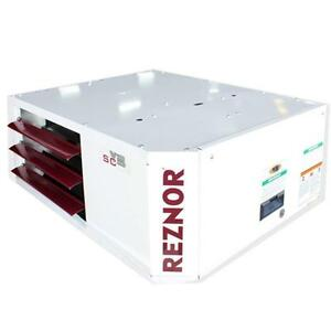 Top Of Line Reznor Garage Heaters on SALE!!! With Installation -Free Quotes Also Water Heater, BBQ, and Stove Gas Lines!