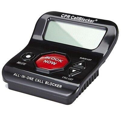 CPR Call Blocker V202 Call Blocker - Block PPI calls/Nuisance calls/Scam calls