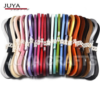 Juya Metallic Paper Quilling Set 3/5/7/10mm Width - Metallic Paper