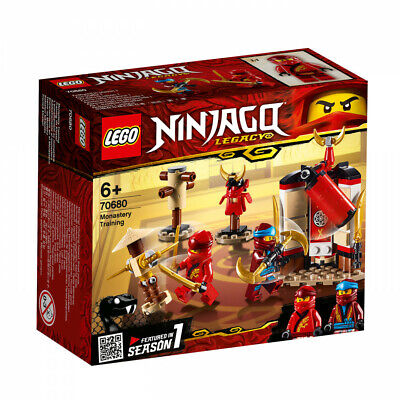 LEGO 70680 Ninjago Legacy Monastery Training