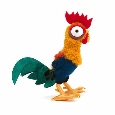 Disney Moana Movie Hei Hei Heihei Rooster Official Chicken Animal Plush Doll Toy