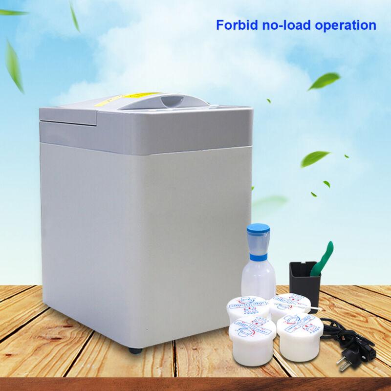 Dental Fully Automatic Alginate Mixer electronic Lab centrifugation 3400rpm