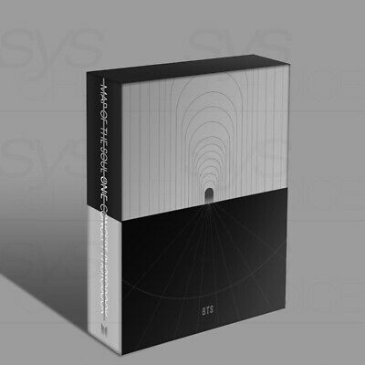 BTS MAP OF THE SOUL ON:E CONCEPT PHOTOBOOK SPECIAL SET + Express Ship