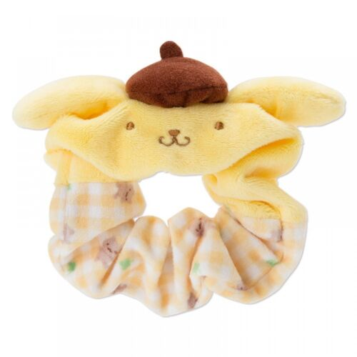 Sanrio POMPOM PURIN chocho scrunchie scrunchy Sanrio Original 2018From Japan F/S