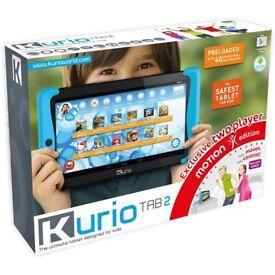 Kurio Tab 2 7 Inch 8GB Kids Tablet New (2 avaliable)