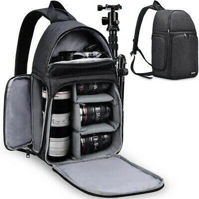 CADeN D15 Camera Bag Sling Backpack Waterproof for Canon Nikon Sony DSLR