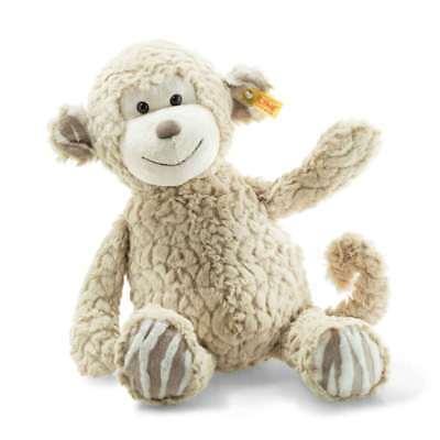 STEIFF 060366 Bingo Affe 39cm beige Soft Cuddly Friends Plüsch