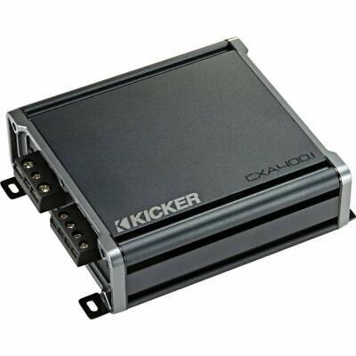 Amplificador mono para carro Kicker CX400.1 Classe-D 800 Watts Peak