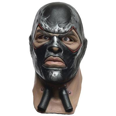 Adult Bane Deluxe Overhead Latex Halloween Mask - Adult Bane Mask