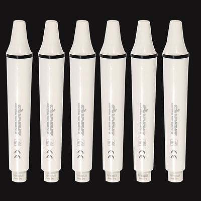 Usa 6 Pack Dental Ultrasonic Piezon Scaler Handpiece Fit Ems Woodpecker Tip
