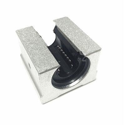 1pcs Sbr12uu 12mm Open Linear Bearing Slide Linear Motion Block Cnc
