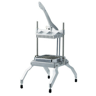 Winco Tlc-1 Lettuce Cutter With Aluminum Frame And Stainless Steel Replaceable