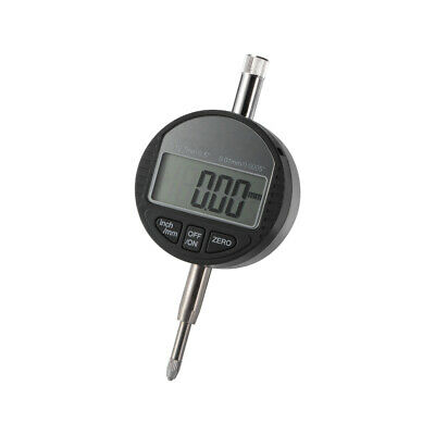 Digital Dti 0.01mm0.0005 Dial Test Indicator Probe Gauge 0-12.7mm0.5 Bi818