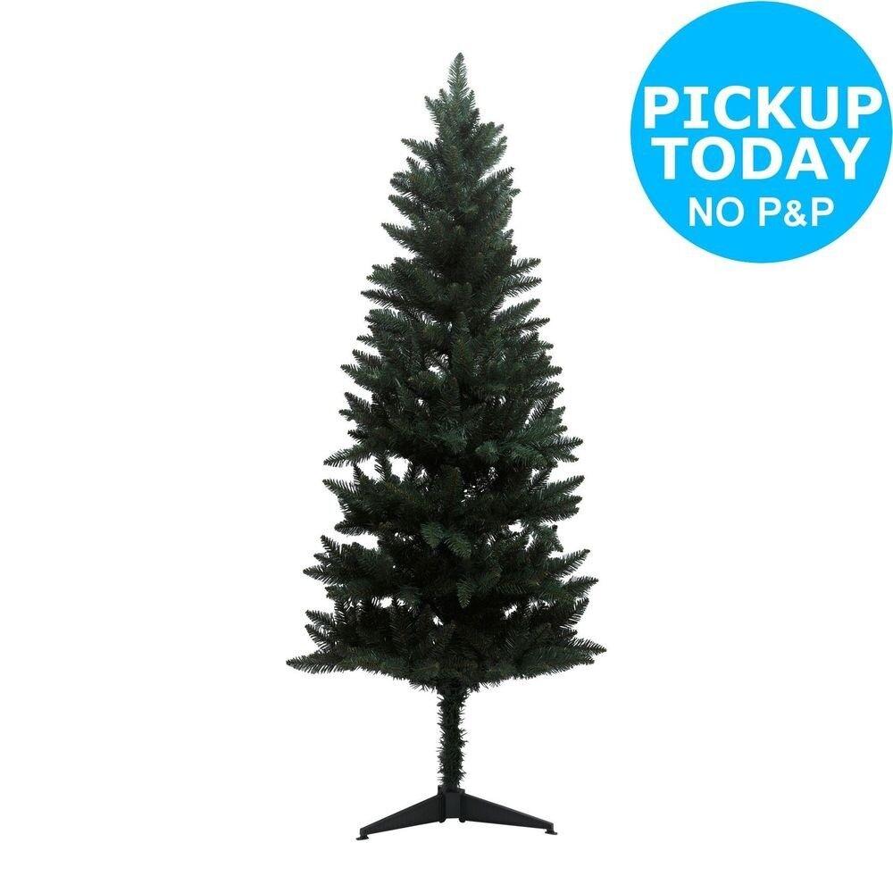 Evergreen Slim Artificial Indoor Christmas Tree - 6Ft | in London ...