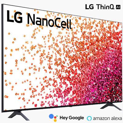 LG NanoCell 75 Series HDR 4K UHD LED Smart webOS TV   - Choo