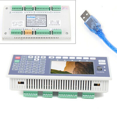 Cnc Motion Controller System Tc55h Usb Offline Controller 4-axis 400khz