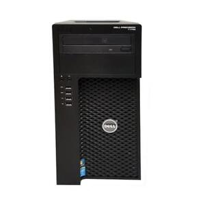 Dell Precision Workstation T1700 Mini Tower Intel Xeon E3-1220 V3 QC 3.1GHz 8GB 500GB Quadro nv295 Win 7 COA