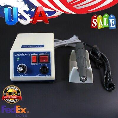 Dental Lab Marathon Micromotor 35k Rpm Polisher N3 Polishing Handpiece Us New
