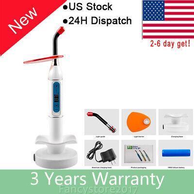 Usa Woodpecker Style Dental Wireless Led Curing Light Lamp Led-b 110v-240v Sale