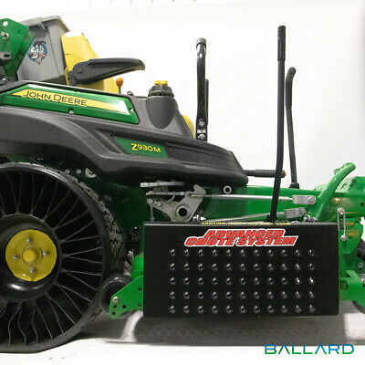 ADVANCED CHUTE SYSTEM- ALL BRANDS-  BEST MOWER DISCHARGE COVER - SEE