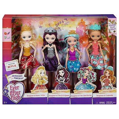 Ever After High Friends Ever After Fashion Dolls