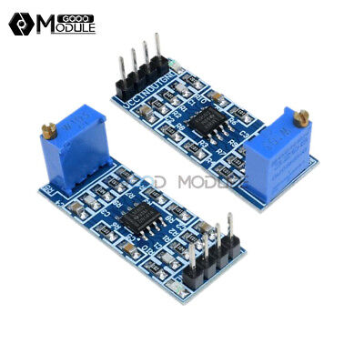 5-12v Lm358 100 Times Gain Signal Amplifier Amplification Operational Module