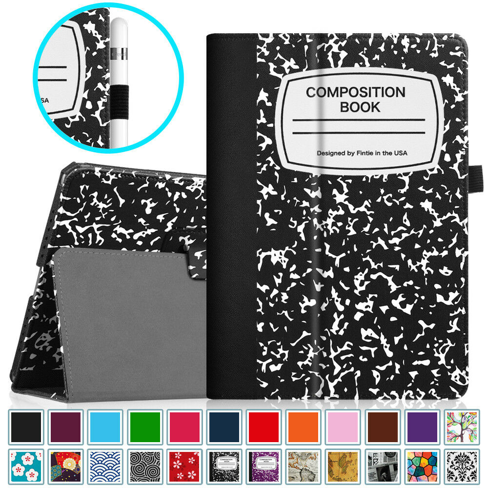 Folio Leather Case Cover For Apple iPad Pro 9.7'' with Penci