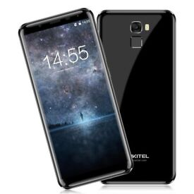 OUKITEL K5000, 5.7'' 18:9 infinity HD display full screen (Black) *NEW* Smartphone