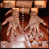 EXPERIENCED AND PROFESSIONAL HENNA ARTIST IN GTA