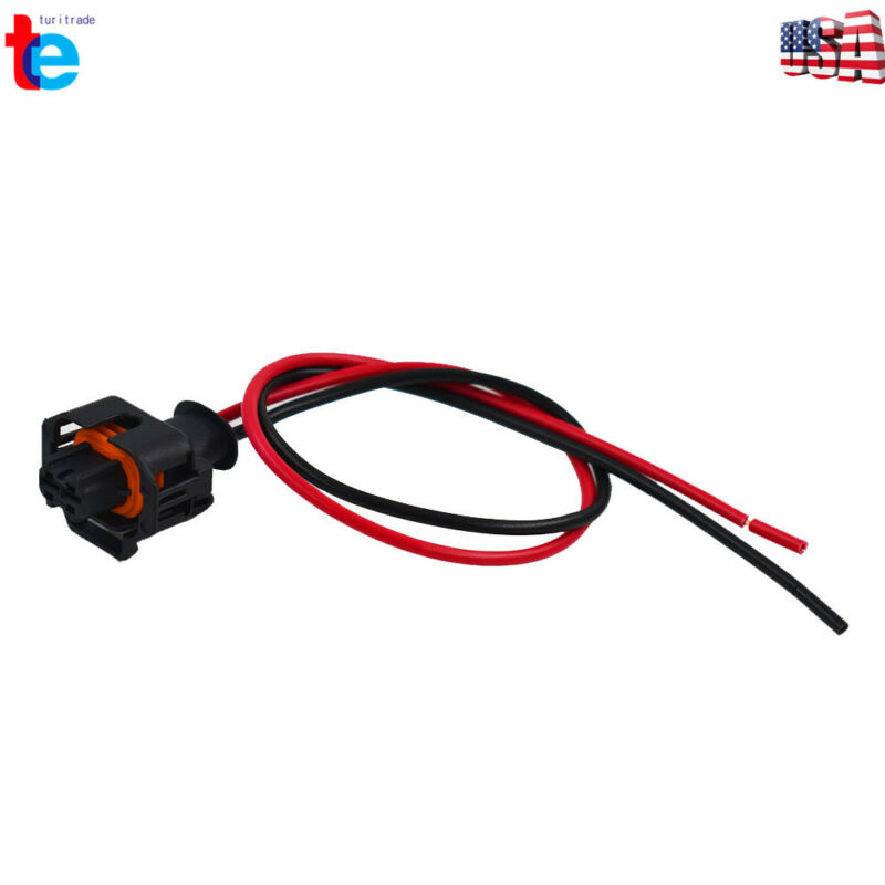 New Harness Connector Pigtail for Fuel Pressure Duramax LLY LBZ LLM Chevrolet