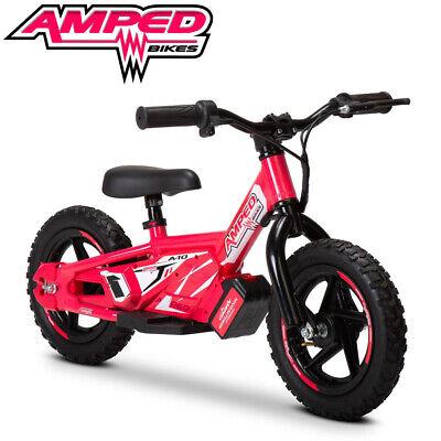 Amped A10 Eléctrico Niño Niña Balance Bicicletas Batería 18v 5.2ah 100w -...