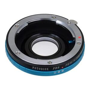 NEW Fotodiox Lens Mount Adapter, Pentax K Lens to Nikon Camera, for Nikon D7100, D7000