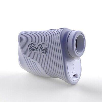 Blue Tees S2 Tour Golf Laser Rangefinder HD Display Case 2021 $280 Retail!!