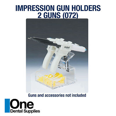 Dental Impression Gun Holder 072 - 2 Guns
