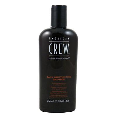 American Crew Daily Moisturizing Shampoo 250 ml Feuchtigkeit für jeden Tag - American Crew Daily Moisturizing Shampoo